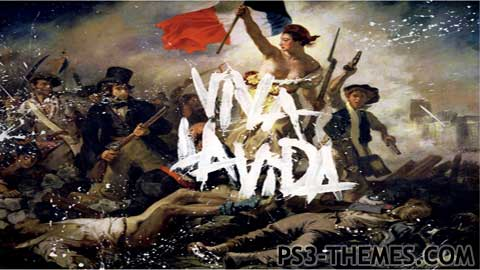 Ps3 Themes Coldplay Viva La Vida