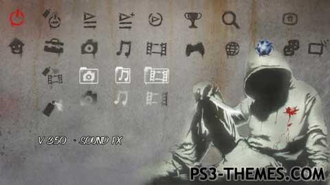 ps3 themes graffiti v3 50 sounds