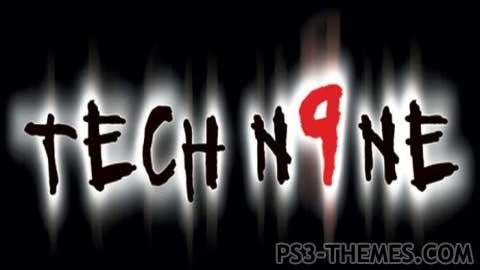 PS3 Themes Tech N9ne Fire
