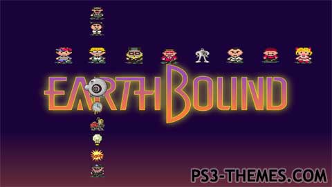 PS3 Themes » Earthbound