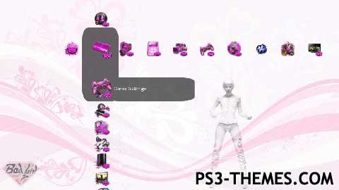 6108-PinkBadGirl