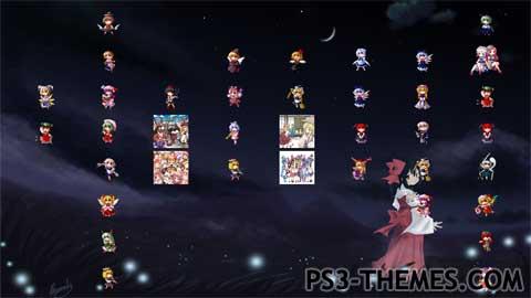 7436-Sais_PS3_Touhou_Theme