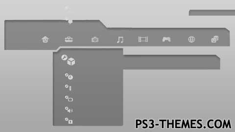 7447-PS3FuturisticMetalTheme