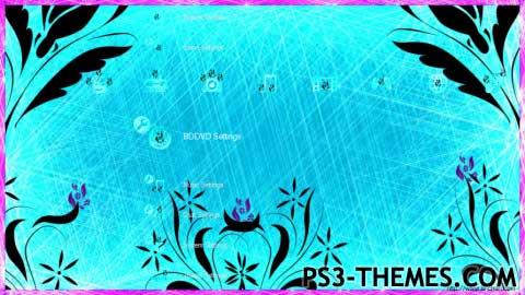 7585-CrystallNatureTheme