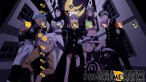 soul eater theme for - photo #11