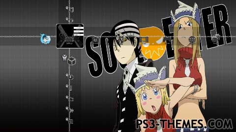 soul eater theme for - photo #7