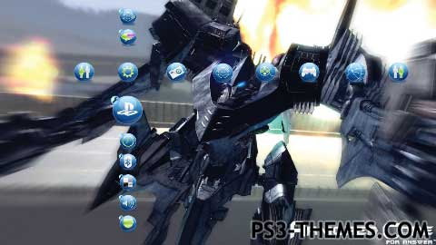 Armored Core For Answer Stasis