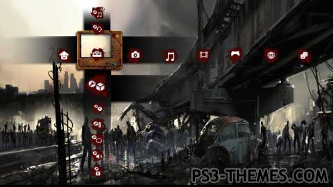 PS3 Themes » Left 4 Dead