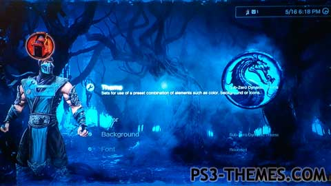 Choose Your Destiny: Free PS3 Dynamic Themes -151 Themes ...