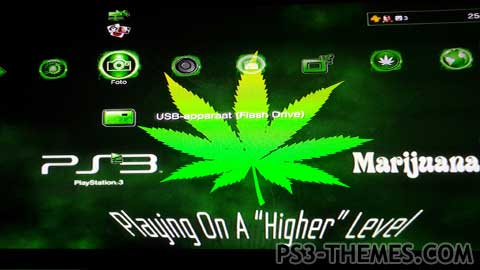 Higher Level (Dynamic Weed Theme)