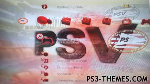 PS3 Themes » PSV Dynamic Theme