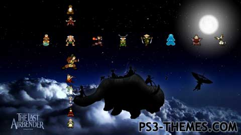 ps3 themes search results for avatar
