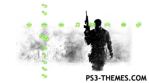 Ps3 themes » mw3 hd ultimate.