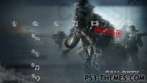 PS3 Themes » Black Ops Dynamic