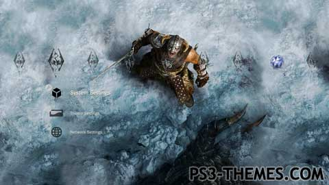 Ps3 Themes Search Results For Skyrim Page 2