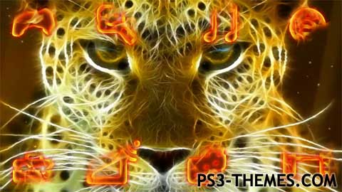 PS3 Themes » Wild Animals Multi Animated Theme