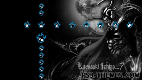 sexy bleach psp themes