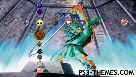 Zelda Ps4 Theme