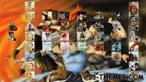 The Legend of Korra (PS3) Trophies - PlaystationTrophies.org