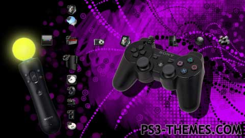how to make a dynamic ps3 theme