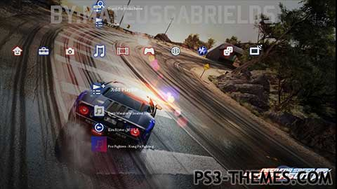 ps3 themes need for speed hot pursuit. Black Bedroom Furniture Sets. Home Design Ideas