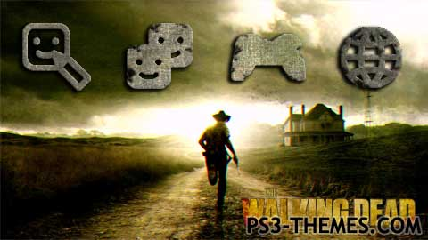 Ps3 Themes Search Results For The Walking Dead