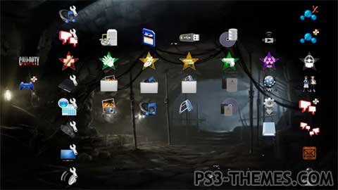 PS3 Themes Call Of Duty Zombies 12 Backgrounds