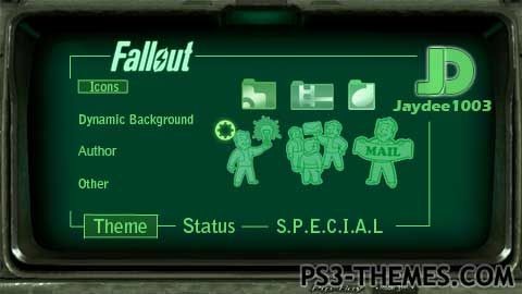 PS3 Themes » Fallout Dynamic