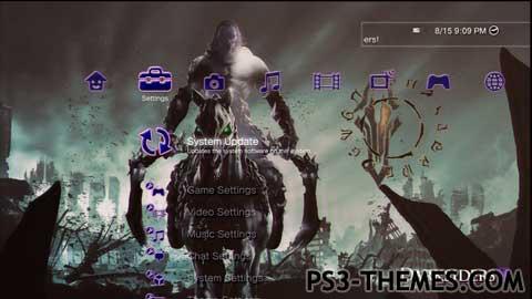 Darksiders 2 Ps3 скачать торрент - фото 11