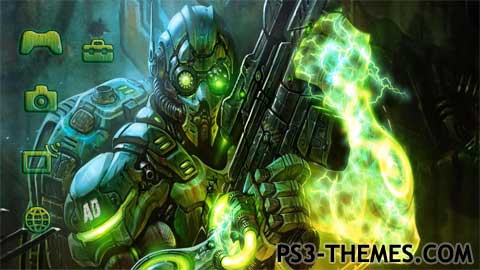 ps3 themes starcraft 2 animated theme