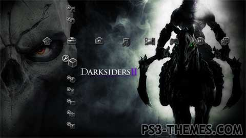 ps3 themes search results for darksiders