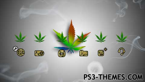 ps3 themes search results for weed
