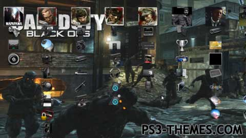 ps3 themes search results for zombies