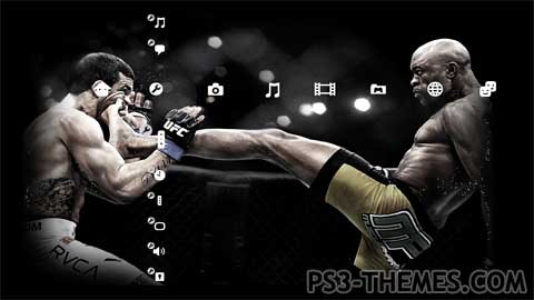 ps3 themes ufc