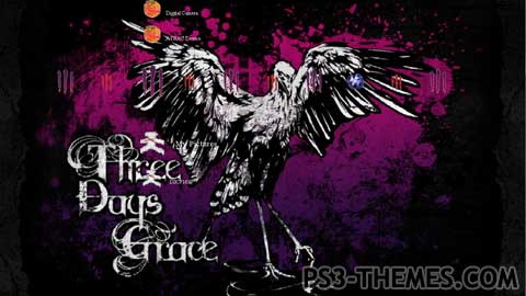 Ps3 themes three days grace theme - Three days grace wallpaper ...