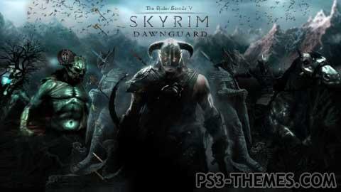 Ps3 Themes The Elder Scrolls V Skyrim