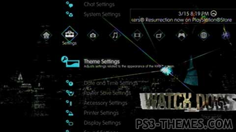 how to delete everything on ps3
