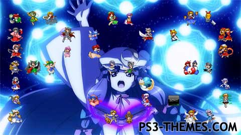 ps3 themes search results for touhou