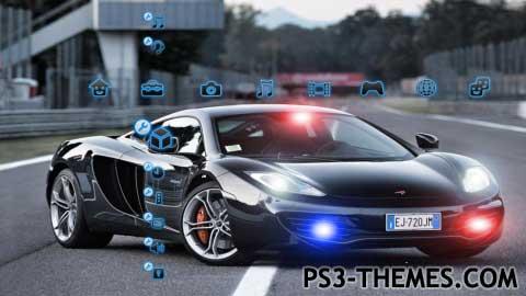 21634-Cop_Cars_-_Undercover_McLaren_Dynamic_Theme