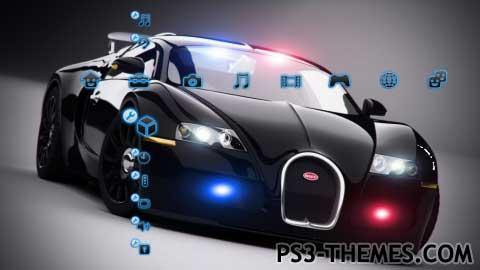 21635-Cop_Cars_-_Undercover_Bugatti_Dynamic_Theme