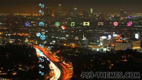 21944-Los_Angeles_Dynamic_Theme