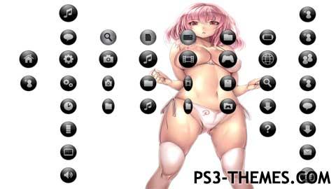 Bikini Psp Themes 69