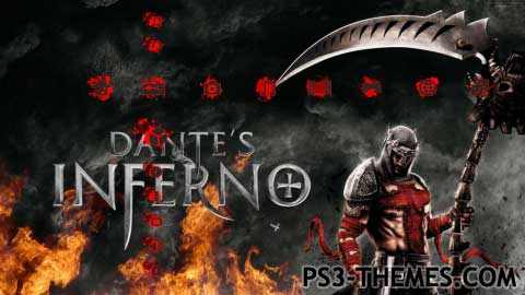 themes of dantes inferno Dante's inferno official soundtrack special theme ost.