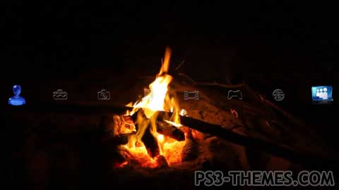 23099-Outdoor_Fireplace_Animated_Theme