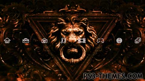 dark gothic lion wallpaper - photo #5