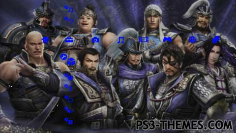 23244-Dynasty_Warriors_8_XL_Wei_Kingdom_1_Theme