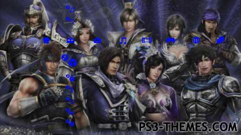 23245-Dynasty_Warriors_8_XL_Wei_Kingdom_2_Theme