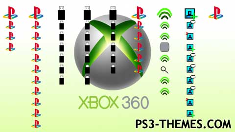how to get more xbox 360 themes