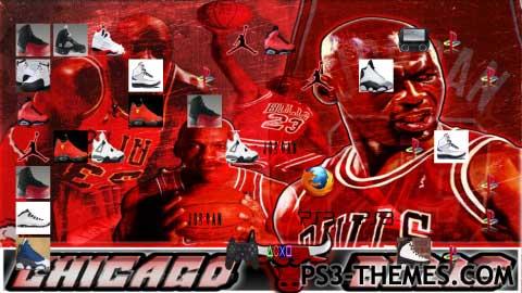 b7866966704 PS3 Themes » Michael Jordan