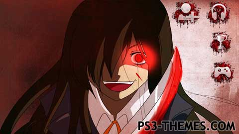 ps3 themes anime yandere girls